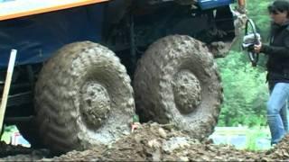 CZ Truck Trial 2011 - Video News No.6 - Europa Truck Trial OSTRAVA