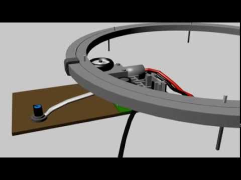 Motorized turntable design youtube for Motorized turntable heavy duty