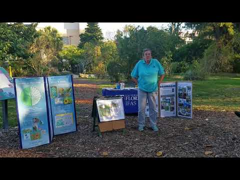Water Conservation on World Water Day with Barbara McAdams from Miami Dade County Uf IFAS extension