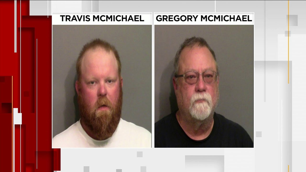 Father, son arrested & charged with murder in shooting of Ahmaud Arbery
