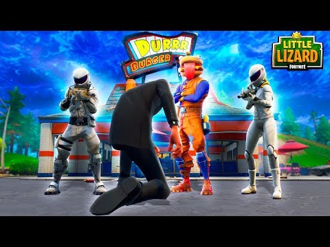 KILL WICK - BEEF BOSS HIRES ASSASSINS Vol.1 *new skins* FORTNITE SHORT FILM