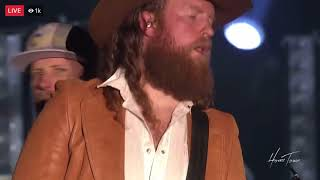Brothers Osborne w/ Dierks Bentley - Burning Man Video