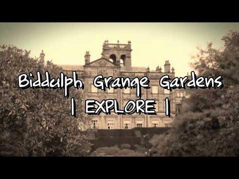 T420TOM EXPLORES Biddulph Grange Gardens With URBEX NINJA