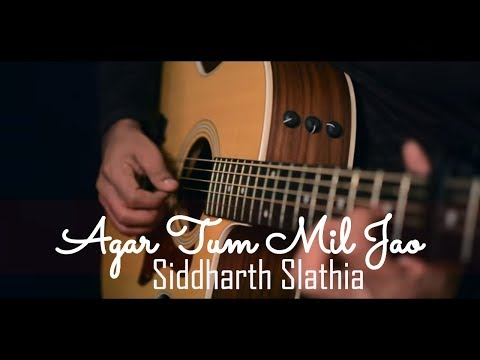 Agar Tum Mil Jao - Unplugged Cover | Zeher