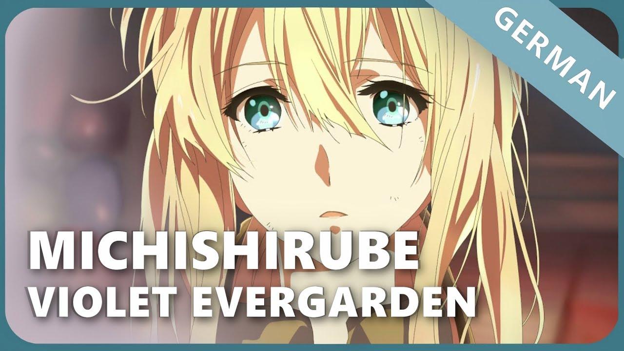 Violet Evergarden「Michishirube」- German ver  | Selphius