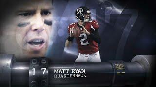 NFL Top 100 of 2013: #17 Matt Ryan