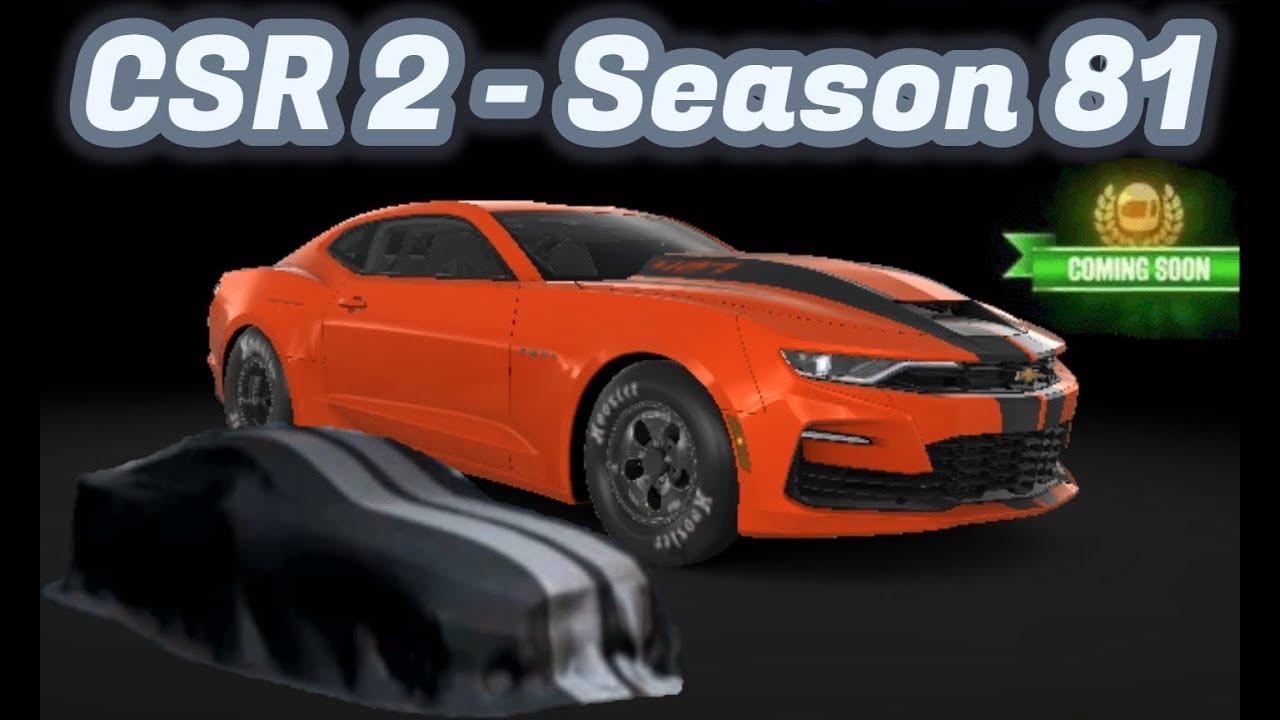 CSR2 | Season 81 | Next Prestige and Crew Cup Cars Info!