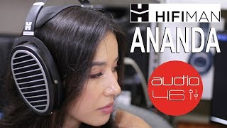 Hifiman Ananda Headphones. Review