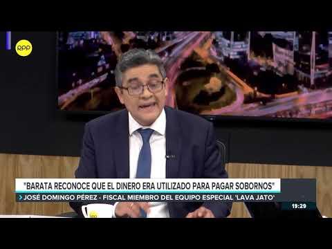 "José Domingo Pérez sobre casación de Keiko Fujimori: ""Me siento preocupado"""