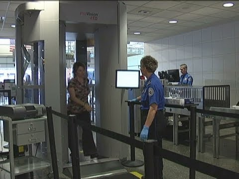 Thumbnail: How it Works: Airport Body Scanner
