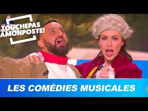 Les chroniqueurs version comédies musicales !