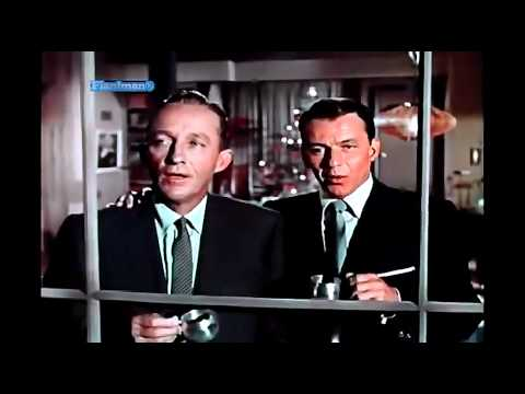♫ Frank Sinatra and Bing Crosby ♪ White Christmas (1957) ♫ Video & Audio Restored