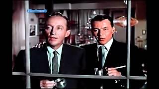 Frank Sinatra and Bing Crosby White Christmas 1957 Video