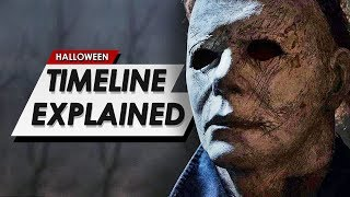Halloween: Timeline Explained | Full Breakdown Of The Original, H20 & Reboot With Jimmy Champane