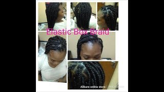 Elastic Box Braid