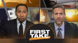Stephen A. and Max debate who should sit atop the NFC | First Take | ESPN