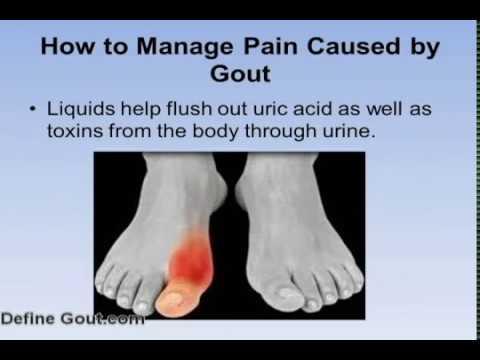 Diet Penyakit Gout