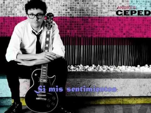 Andrés Cepeda El Mensaje con letra Videos De Viajes