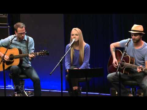 Danielle Bradbery - A Little Bit Stronger (Bing Lounge)