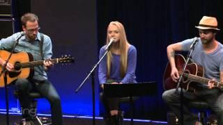 Danielle Bradbery - A Little Bit Stronger (Bing Lounge)
