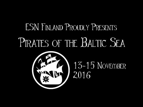 ESN Finland | Pirates of the Baltic Sea | Fall 2016 Aftermovie