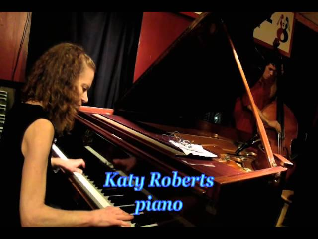 Katy Roberts at Twins Jazz - Zoltan