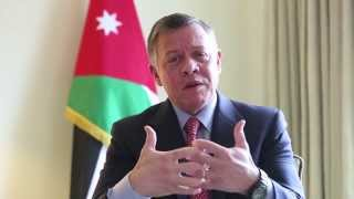HM King Abdullah II Message to the Students of Virginia Tech
