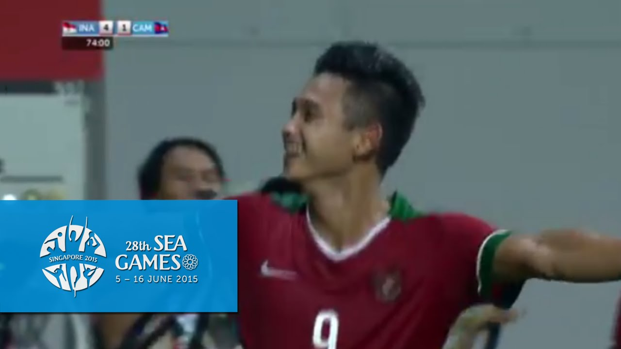 Video: U23 Indonesia vs U23 Campuchia
