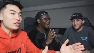 RiceGum Best Moments in Deji Vlogs 2018