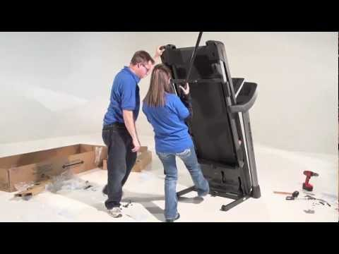 Assembly 24977 Nordictrack T 7.0 Treadmill