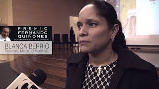 'Manos que cultivan paz', investigación con Sello CdR: Premio Nacional Fernando Quiñones.