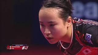 2017 Czech Open (Ws-Final) ISHIKAWA Kasumi Vs ITO Mima [Full Match/English|HD]