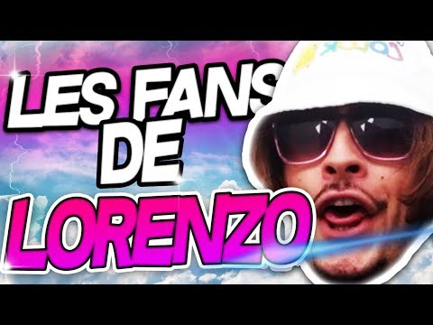 Les fans de LORENZO - CRITIQUE