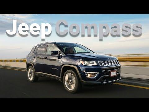 Jeep Compass - Nueva generación que luce como Grand Cherokee   Autocosmos