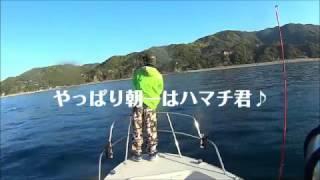 淡路島観光ホテル 釣りバカ社長のオフショアシリーズ!TurnTheTide2017.05.04ハマチキャスティングゲーム