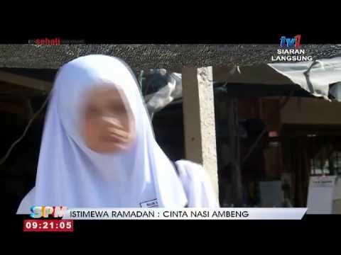 # SPM - ISTIMEWA RAMADAN - CINTA NASI AMBANG [6 JULAI 2015]
