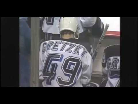 Kings vs Lightning (Gretzky vs Gretzky) - Oct.20,1993