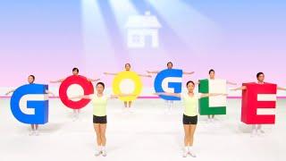 懐かしのラジオ体操を、Googleロゴと一緒に…!?