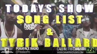 pokaface radio facts feat singers song list tyrik ballard