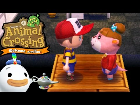 Animal Crossing New Leaf - Welcome amiibo - Secret Storeroom