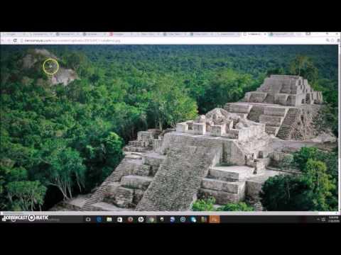 Mayan Pyramids ~