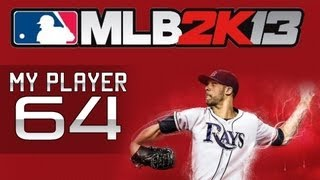 "MLB 2K13 My Player - Episode 64 ""Holy Fastball"" (Gameplay & LIVE Commentary)"