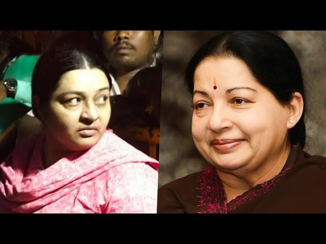 Jayalalitha Niece Takes Sensational Decision-Telugu Politics-08/20
