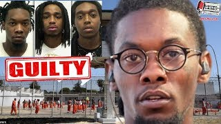 Offset GUILTY OF?