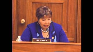 Ranking Member Eddie Bernice Johnson (D-TX) - Opening Statement 9/10/2014