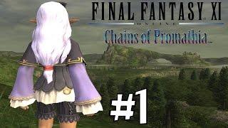 PS Play: Final Fantasy XI: Chains of Promathia Episode 1