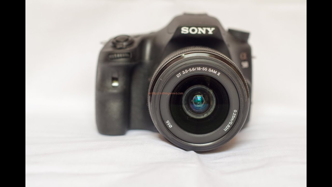 Sony Alpha A58 Manual Pdf