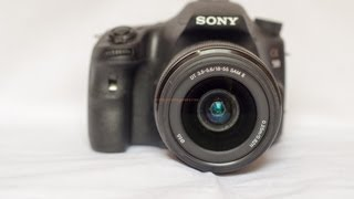 sony alpha slt a58 review complete in depth hands on full hd