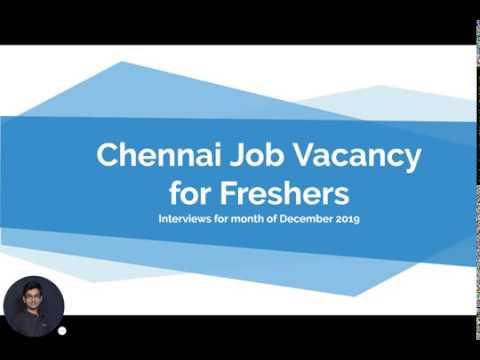 Download Job Vacancy Chennai Images