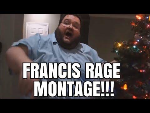 FRANCIS DESTRUCTION MONTAGE!